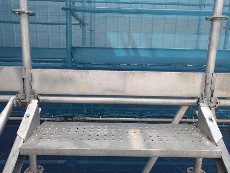 Scaffold Steel Toe Board Scaffold Producer Coronet