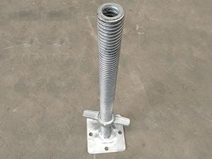 Scaffolding Adjustable Base Jack