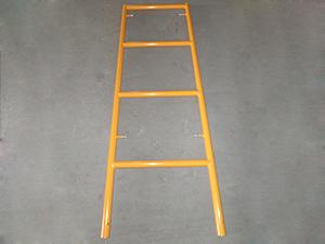 Scaffolding Ladder Frame - drop Lock